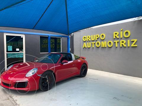 Porsche 911 Targa 4S PDK usado (2017) color Rojo precio $2,300,000