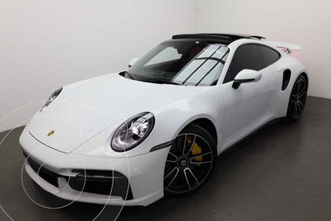 Porsche 911 Turbo Coupe S  usado (2020) color Blanco precio $4,600,000