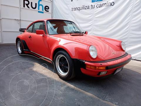 Porsche 911 Turbo Coupe PDK usado (1986) color Rojo precio $2,400,000
