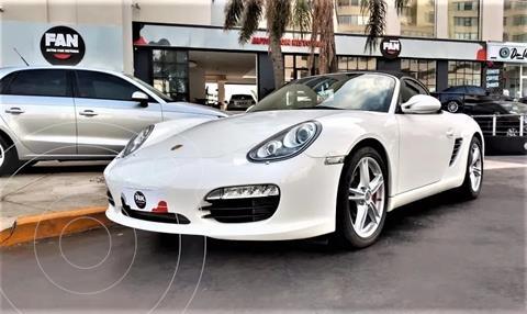 Porsche Boxster 3.4 315cv usado (2011) color Blanco precio u$s125.000