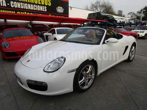Porsche Boxster S 3.2L usado (2007) color Blanco precio $449,000