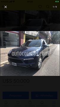 Porsche Cayenne 3.0L V6 Aut usado (2015) color Azul Marino precio u$s42.000