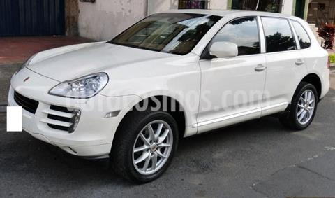 Porsche Cayenne S 4.8L Tiptronic usado (2008) color Blanco precio $70.000.000