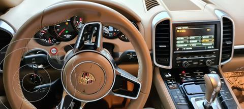 Porsche Cayenne 3.0L Die usado (2015) color Blanco precio $220.000.000