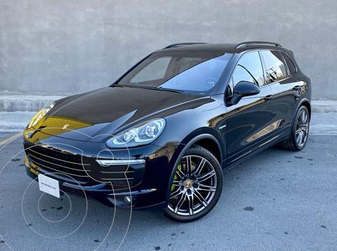 Porsche Cayenne S Hybrid 3.0L usado (2016) color Negro precio $880,000