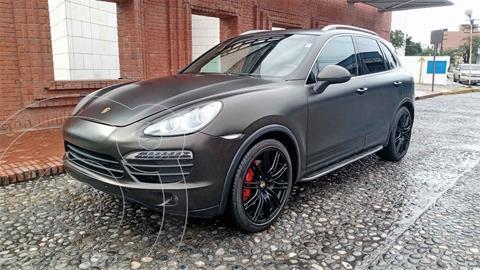 Porsche Cayenne S Tiptronic usado (2012) color Cafe precio $475,000