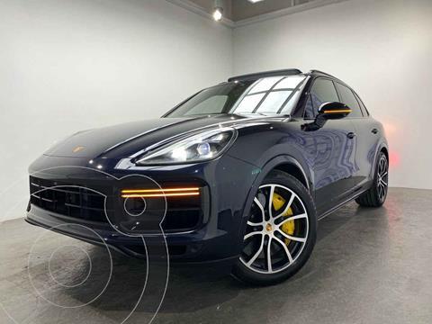 Porsche Cayenne Turbo Tiptronic usado (2019) color Azul precio $2,250,000