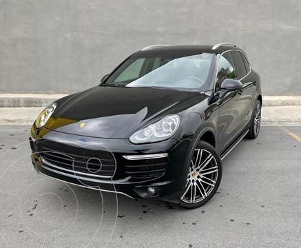Porsche Cayenne 3.6L usado (2016) color Negro precio $820,000