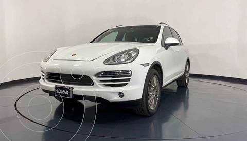 Porsche Cayenne Tiptronic (300Hp) usado (2014) color Blanco precio $549,999