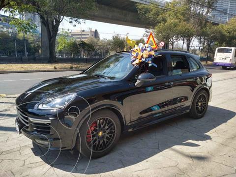 Porsche Cayenne GTS usado (2017) color Negro precio $1,190,000