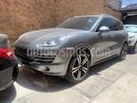 Porsche Cayenne 3.6L Platinum Edition usado (2014) color Plata precio $600,000