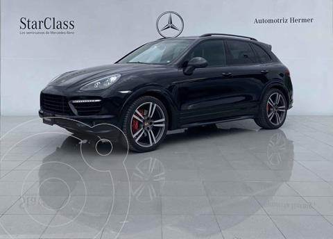 Porsche Cayenne GTS usado (2013) color Negro precio $599,900