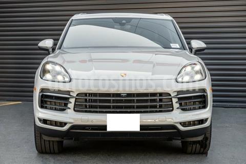 Porsche Cayenne 3.0L Diesel usado (2020) color Blanco precio $1,000,000
