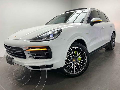 Porsche Cayenne S Hybrid 3.0L usado (2019) color Blanco precio $1,800,000