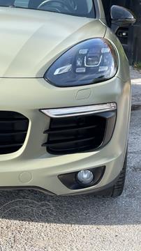 Porsche Cayenne S E Hybrid Paltinum Edition usado (2018) color Plata Metalico precio $1,290,000
