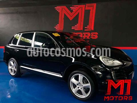 Porsche Cayenne Tiptronic usado (2009) color Negro precio $305,000