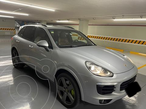 Porsche Cayenne S E Hybrid usado (2017) color Plata precio $750,000