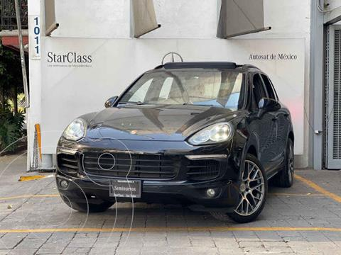 Porsche Cayenne S usado (2015) color Negro precio $640,000