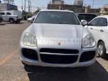 Foto venta Auto usado Porsche Cayenne Turbo Tiptronic (2006) color Plata precio $185,000