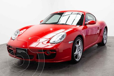 Porsche Cayman S 3.4L Tiptronic usado (2007) color Rojo precio $595,000