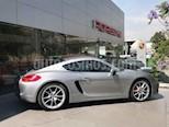 Foto venta Auto usado Porsche Cayman S 3.4L PDK (2014) color Plata precio $990,000