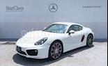 Foto venta Auto usado Porsche Cayman S 3.4L PDK (2015) color Blanco precio $999,900