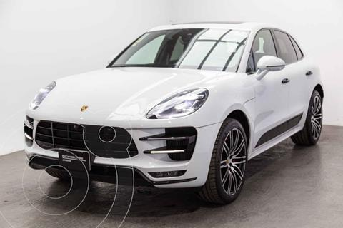 Porsche Macan Turbo Performance Package usado (2017) color Blanco precio $1,100,000