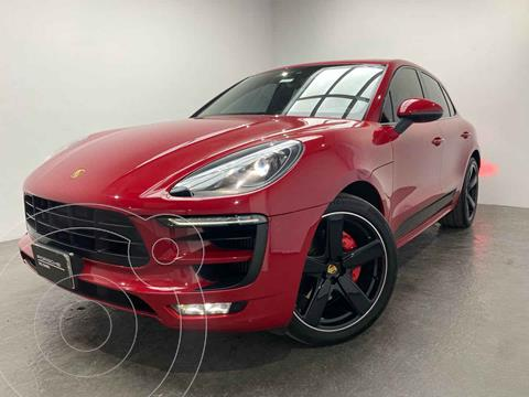 Porsche Macan GTS usado (2017) color Rojo precio $895,000