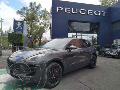 Porsche Macan Turbo usado (2017) color Negro precio $984,900