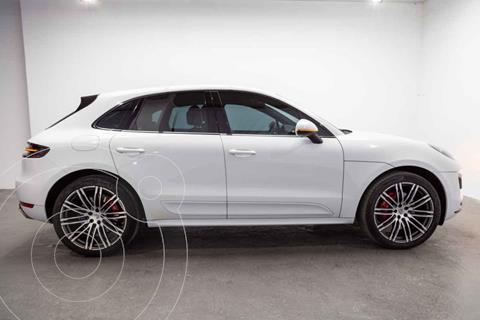Porsche Macan Turbo usado (2018) color Blanco precio $1,150,000