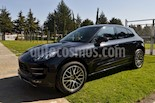 Porsche Macan Turbo usado (2015) color Negro precio $780,000