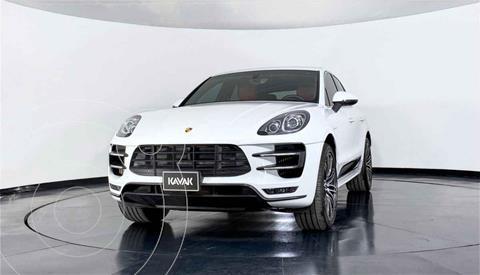 Porsche Macan Turbo usado (2016) color Blanco precio $1,029,999
