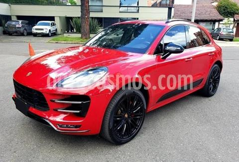 Porsche Macan Turbo usado (2017) color Gris precio $800,000