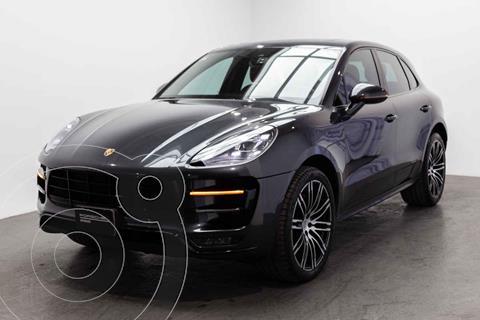 Porsche Macan Turbo usado (2018) color Gris precio $1,150,000