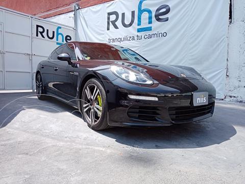 Porsche Panamera S Hybrid  usado (2014) color Negro precio $840,000
