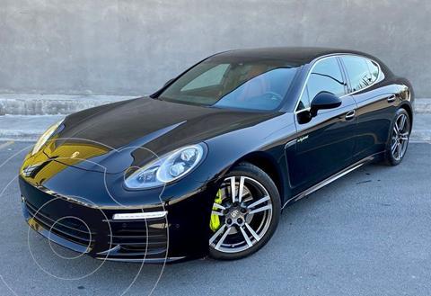 foto Porsche Panamera S E-Hybrid usado (2015) color Negro precio $850,000