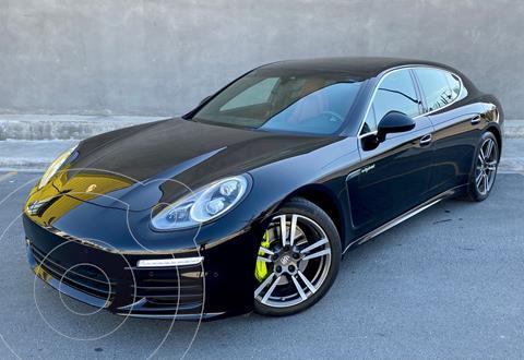 Porsche Panamera S E-Hybrid usado (2015) color Negro precio $890,000
