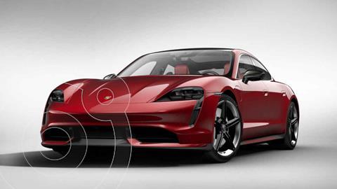 Porsche Taycan Turbo nuevo color Rojo precio $3,697,249
