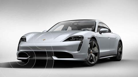 Porsche Taycan Turbo nuevo color Plata precio $3,608,725