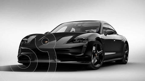 Porsche Taycan Turbo nuevo color Negro precio $3,050,000