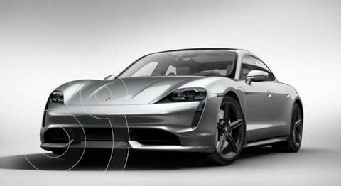 Porsche Taycan Turbo nuevo color Plata precio $3,639,012