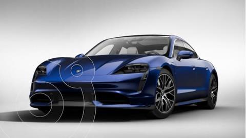 Porsche Taycan Turbo nuevo color Azul precio $3,587,054
