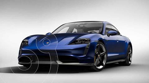 OfertaPorsche Taycan Turbo S nuevo color Azul precio $3,300,000