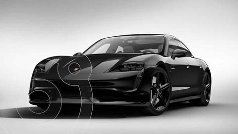 Porsche Taycan Turbo nuevo color Negro precio $3,598,043