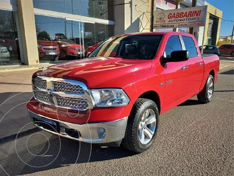 RAM 1500 Laramie 4x4 usado (2016) color Rojo precio $5.600.000