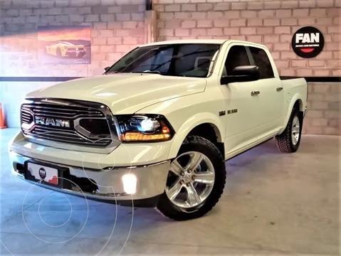 RAM 1500 Laramie 4x4 usado (2019) color Blanco precio u$s43.500
