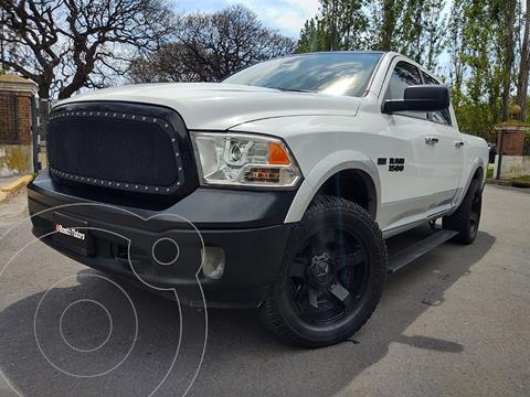 RAM 1500 Laramie 4x4 usado (2014) color Blanco precio u$s32.500