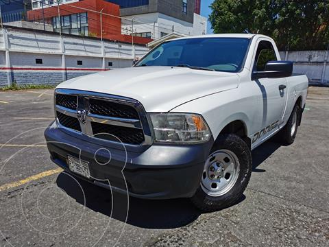 RAM 1500 SLT Regular Cab 5.7L 4x2 usado (2014) color Blanco precio $259,000