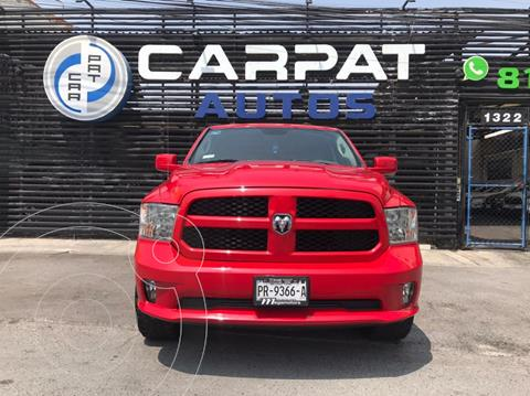 RAM 2500 SLT 2500 Trabajo 5.7L Aut 4x2 usado (2014) color Rojo precio $289,000