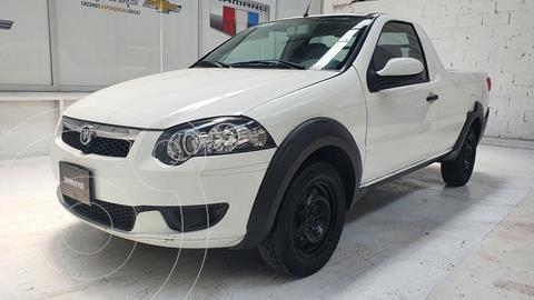 RAM 700 Cabina Sencilla usado (2016) color Blanco precio $166,800